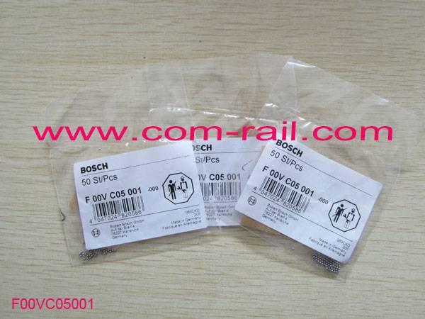 F00VC05001 original bosch steel ball common rail parts