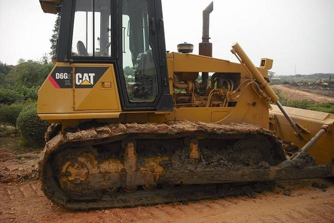 Used CAT D6G Crawler Bulldozer Specifications of Used Cat Bulldozer