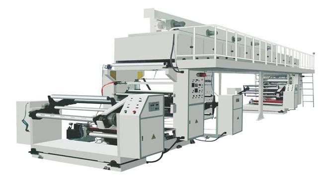 High Speed Dry Method Laminating Machine (GF600-1200G)