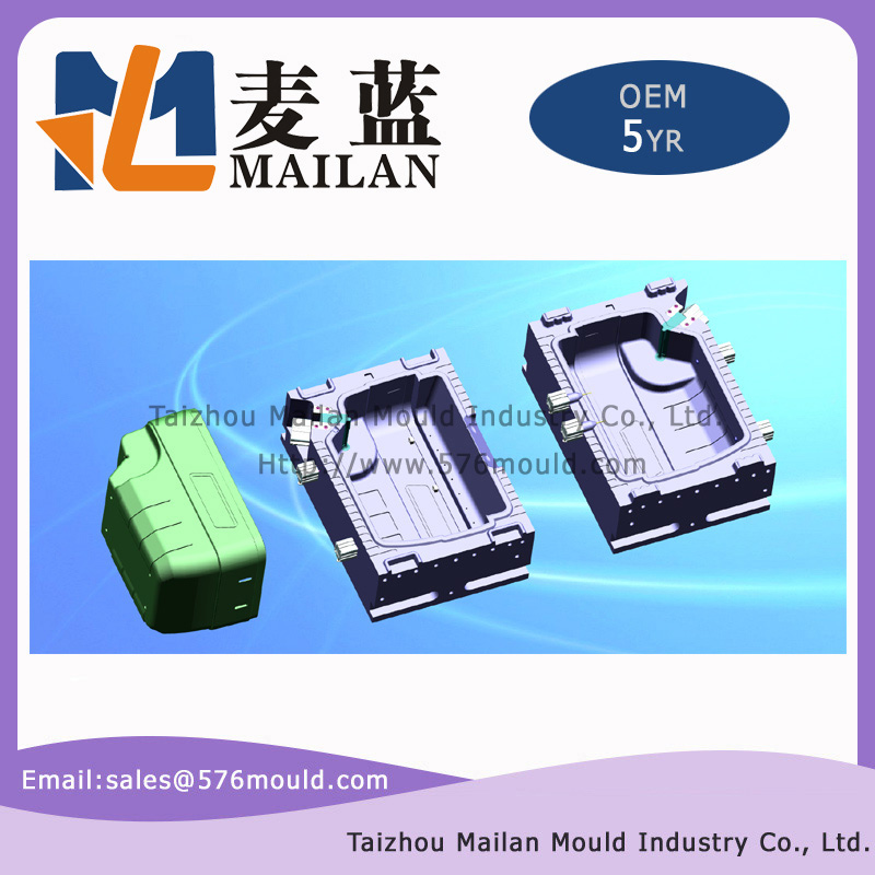 Insulation box blow mould
