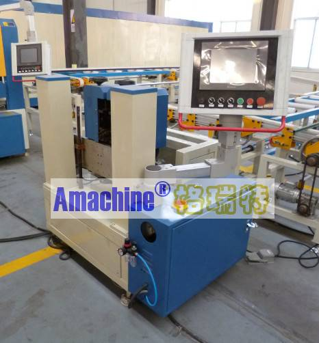 Two-axis CNC Strip Feeding Machine for thermal break profile