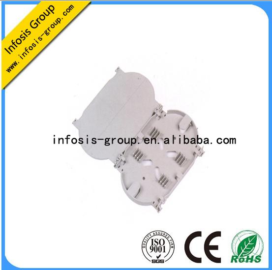 good price 12 cores Fiber Optic splice tray/distribution tray