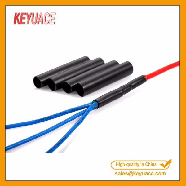 HESA Heat Shrink Tubing For Semi Hard Dual Wall Adhesive Lined/Automobile Wire Harness