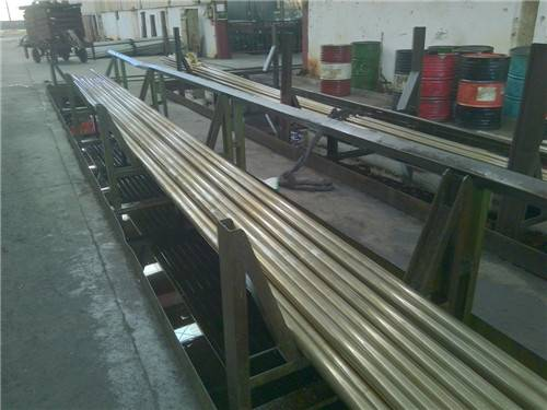 JIS G3463 stainless steel seamless pipes