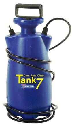 Termozeta Tank7-car Auto Washer, Cleaner, Sprayer, Bike, x2o
