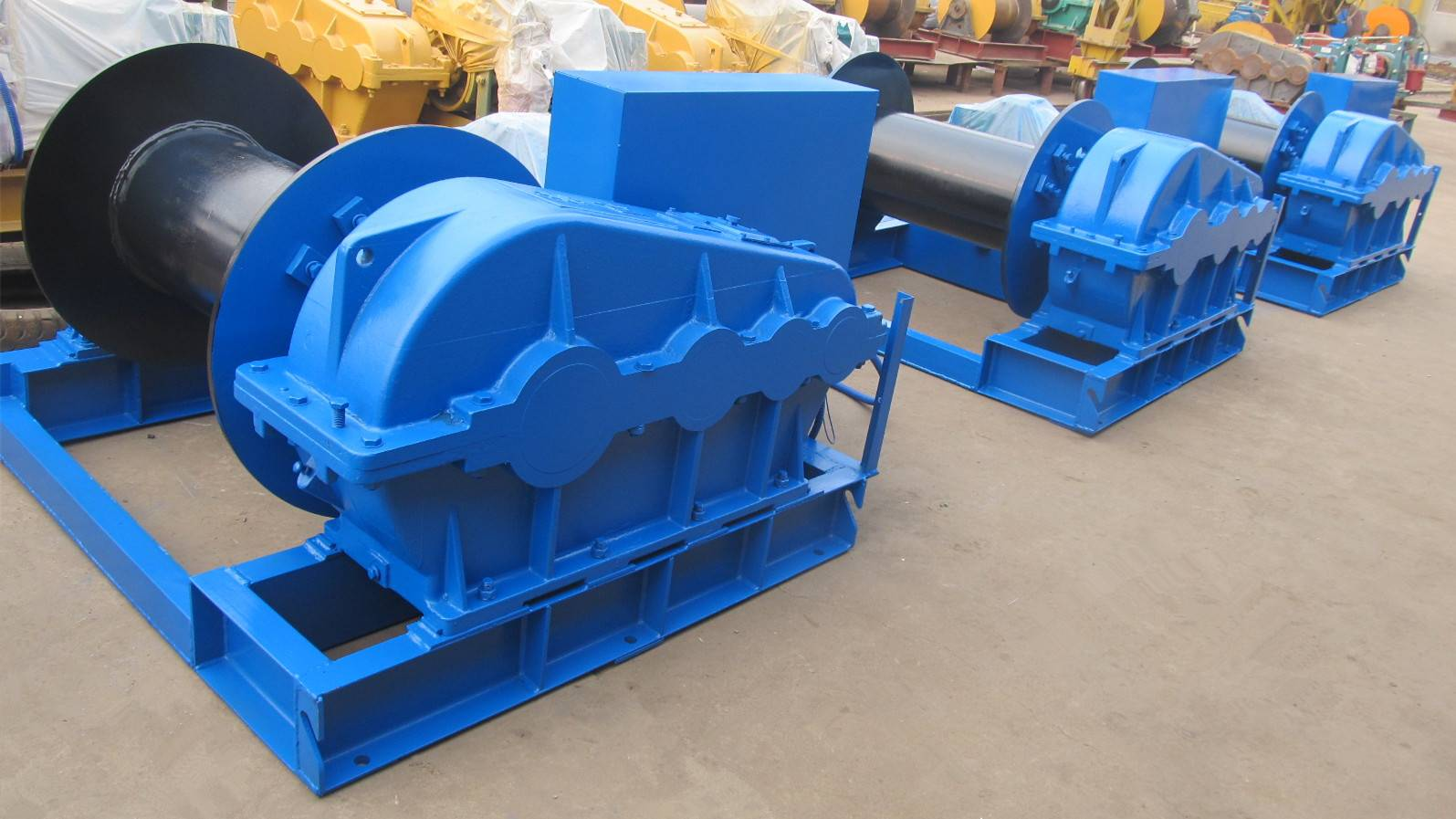 wire rope electric winch 5 ton