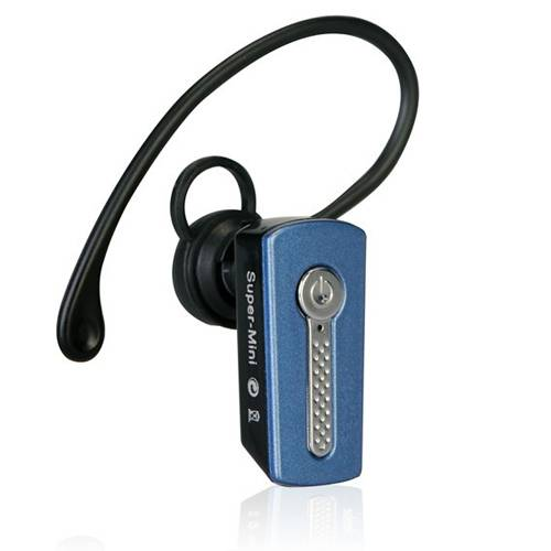 Offer 2010 Colorful  Aluminium material Mono Bluetooth headset