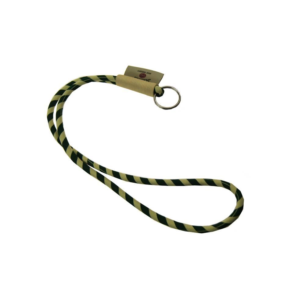 Round rope lanyards