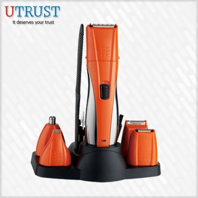 Creative hair trimmer and shaver set Rechargeable hair and beard trimmers