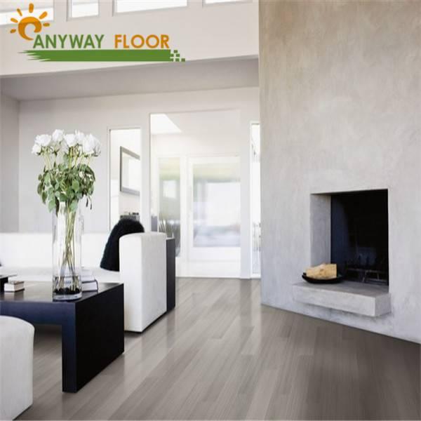 4mm 5mm high quality anti slip click pvc loose lay vinyl flooring