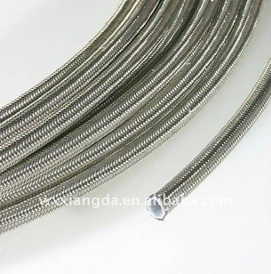 Teflon Hose  with 304 Stainless Steel Braided