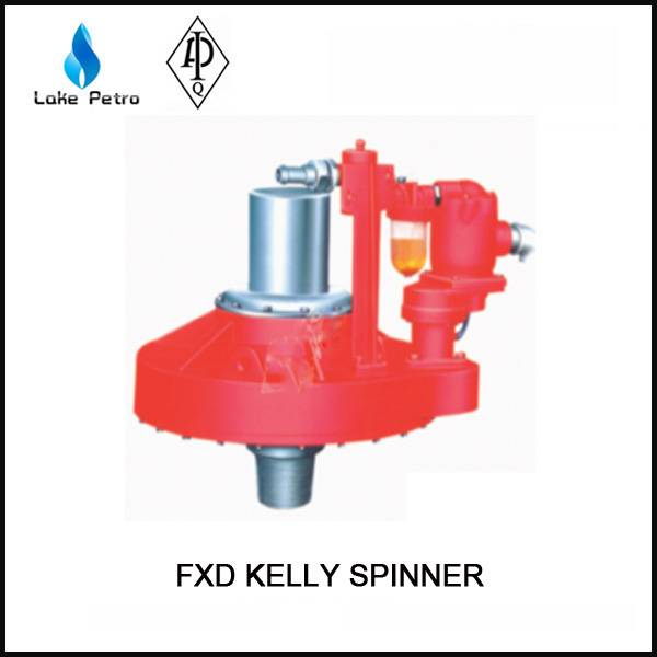 Hot sale API FXD/QF2/Q3 Hydraulic Kelly Spinner in oilfield