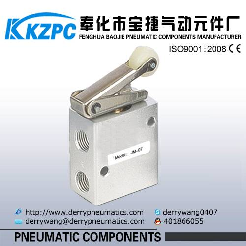 China Mechanical Valve Pneumatic part JM-07