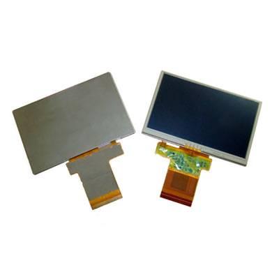 GPS LCD screen display