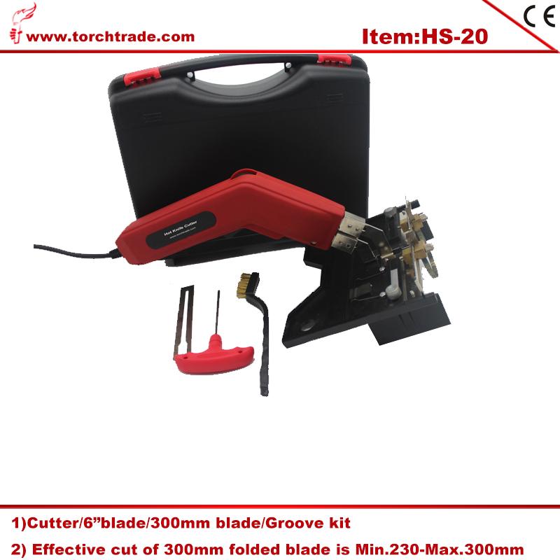 Heavy Duty Hand Cutter Electric Cutter Hot Knife Cutting Polystyrene Syrofoam