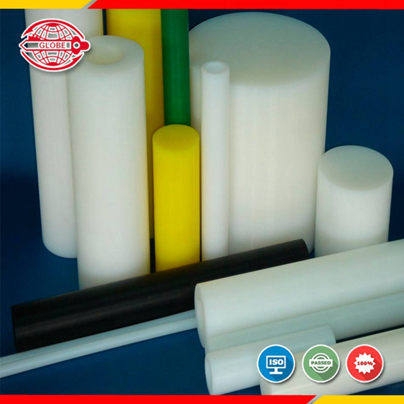 high performance nylon rollers for conveyor with factory price