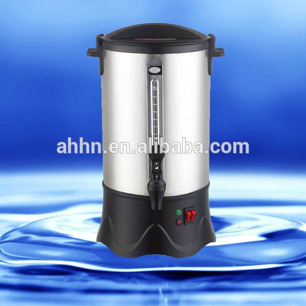 electric stainless steel hot water urn for drinking