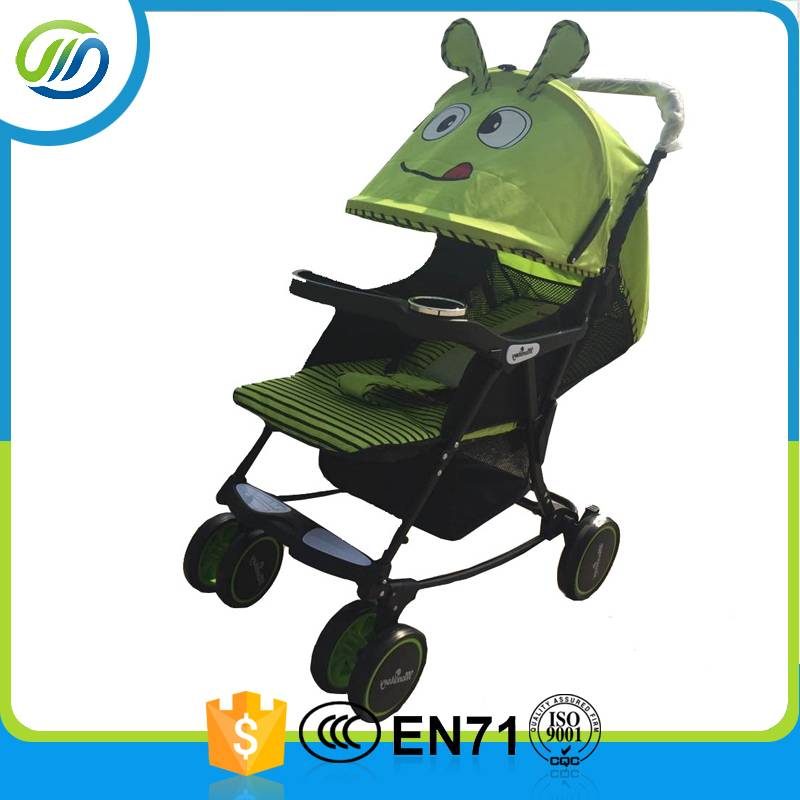 Metal stand swing rocking chair stroller
