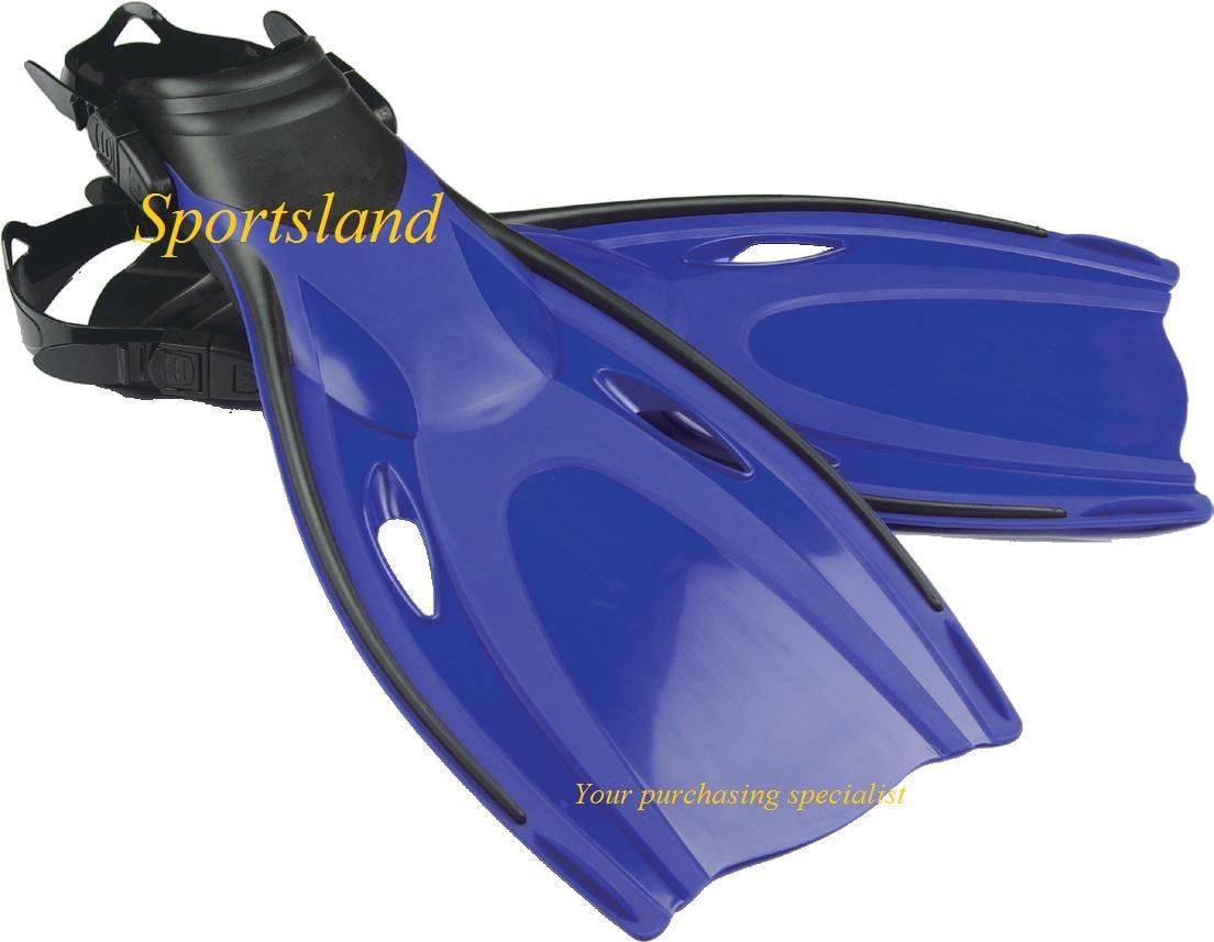 Open heel dive fins FF-03