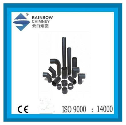 carbon steel chimney