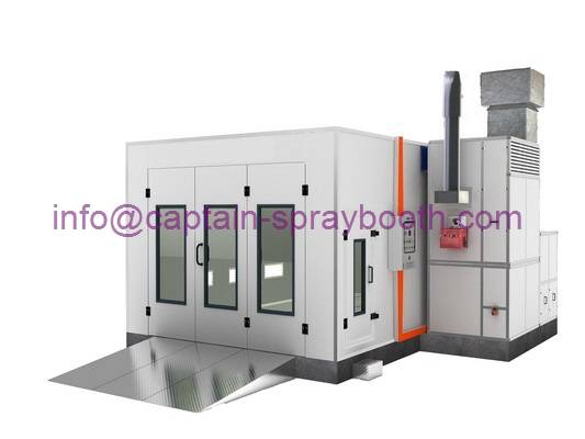 Customize High Quality Spray Paint booth, Coating Equipment