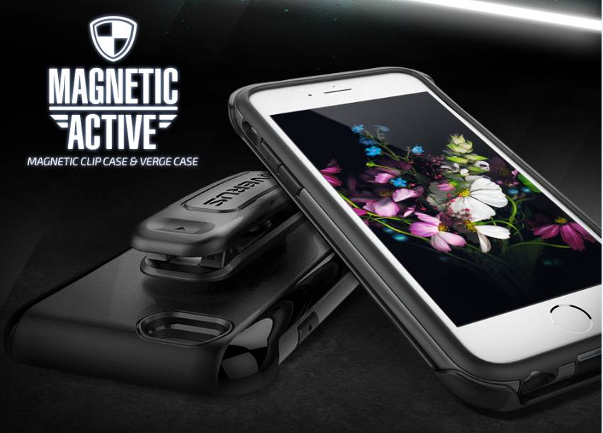 VERUS Verge Magnetic Active - iPhone6/6s - Mobile phone case, Mobile phone accessories