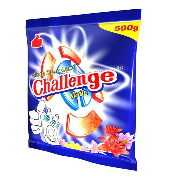 factory producing laundry detergent washing powder for hotel