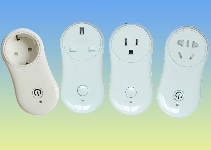110v 220v 230v US EU UK AU smart home wifi plug