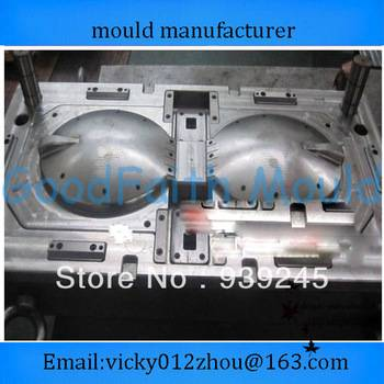 Plastic injection toilet seat cover mould