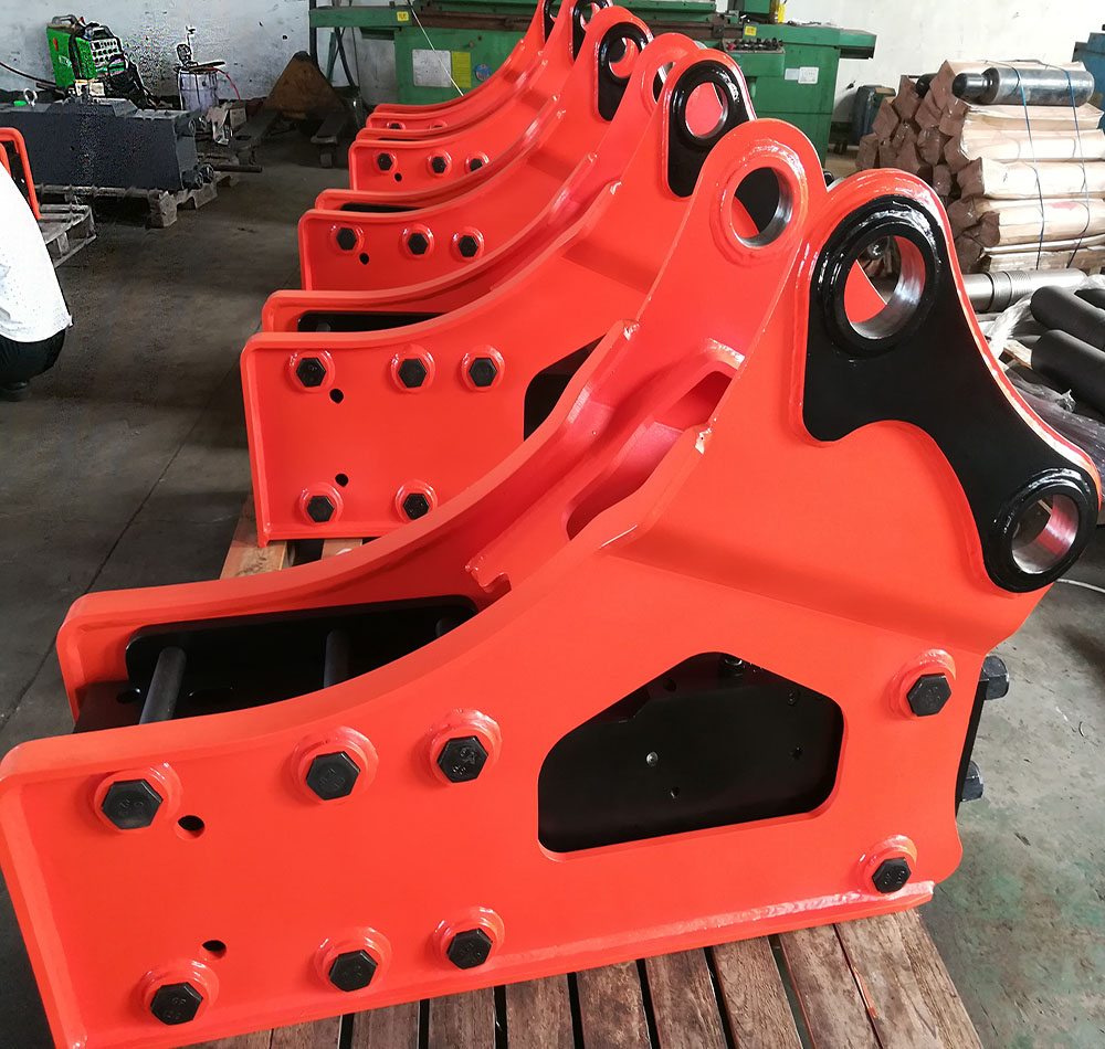 Excavator Spare Parts Hydraulic Breaker,Breaker Machine