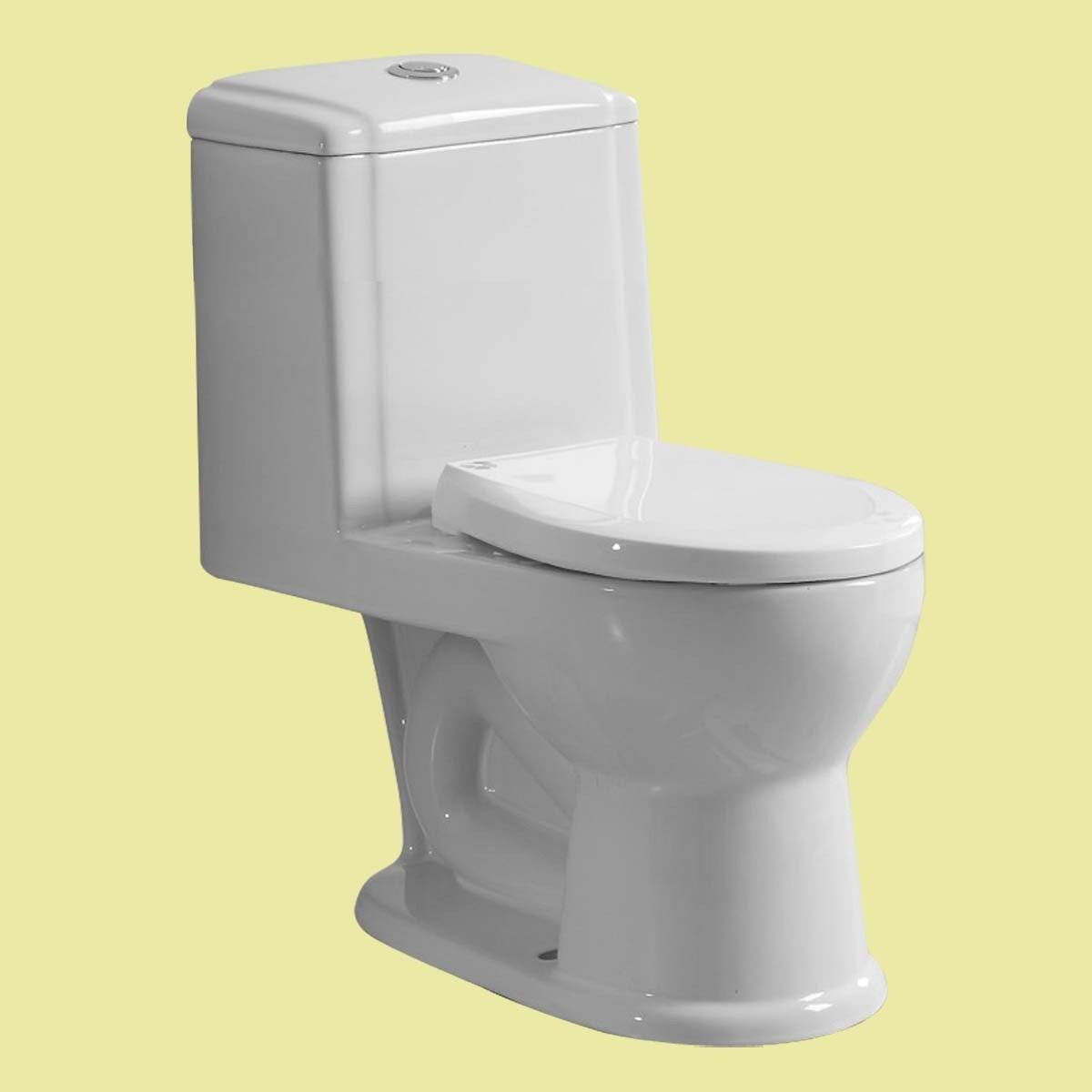 Child's mini size Ceramic Round Small Toilet preschool child toilet  [Waxiang WA-2000]