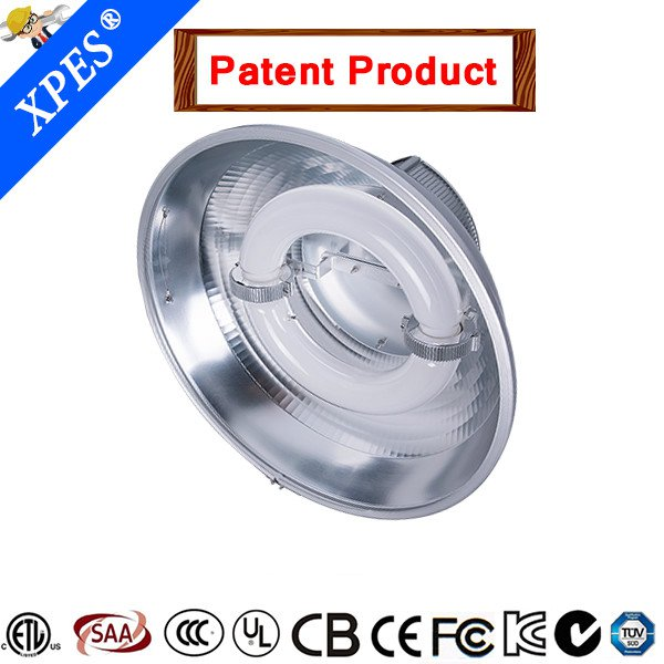 Professional Quality Assuranced even light induction high bay lamp with electric explosion proof bal