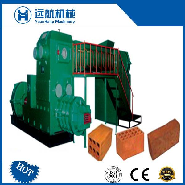 Clay Brick Making Machine for Automatic Clay Brick Plant