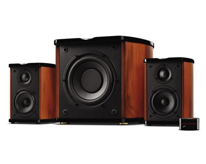M50W 2.1 Multimedia Speaker System
