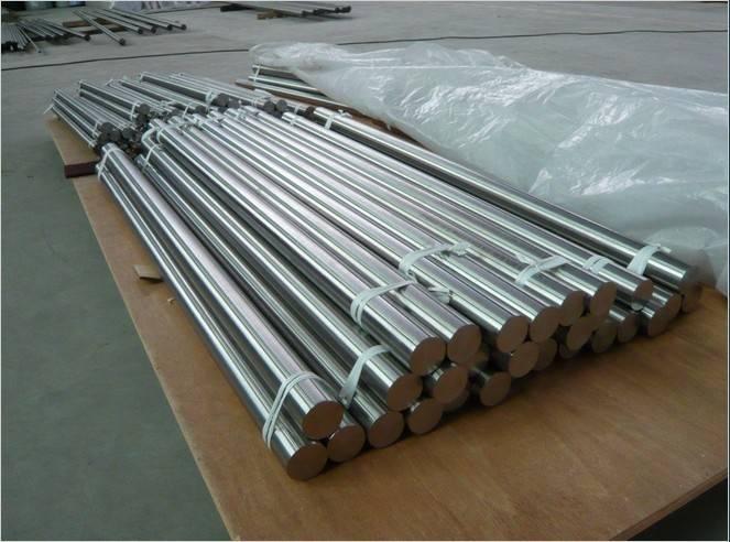 Gr1/Gr2/Gr5, CP Ti 6al-4V Titanium Bar, Titanium Rod Stock