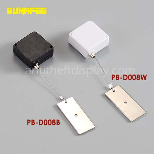 Anti-theft Recoiler Pull Box / Secure Pull Box For Mobile Phone / Glasses / Watch