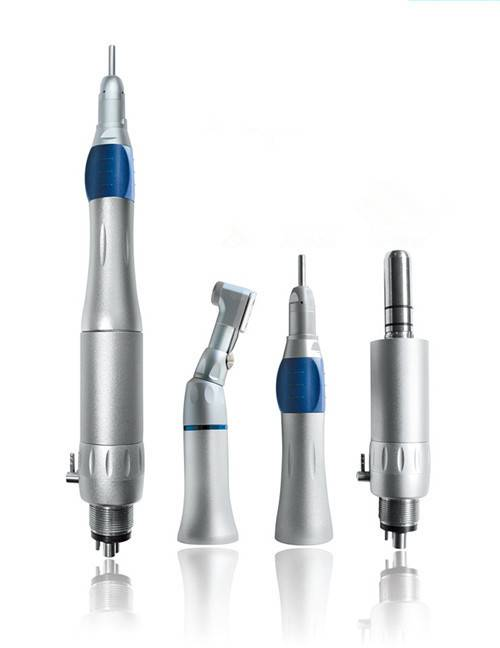 New Dental Low Speed Handpiece Inner Water Contra Angle Straight Turbines