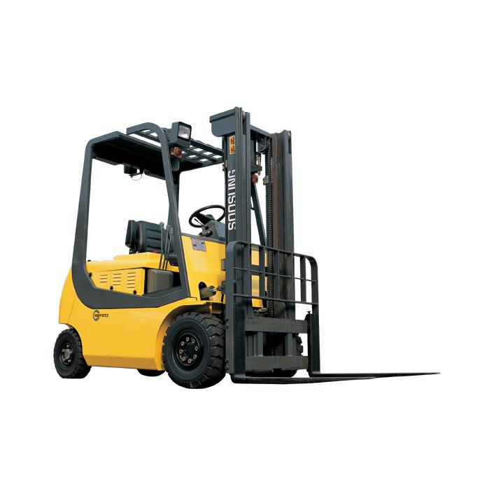 Electric Forklift Truck Sit-Down Rider (SBF-15/18/20/25)