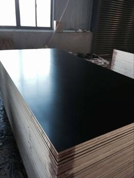 Black Film face plywood for construction