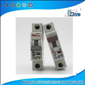 L7 Model MCB, 1p 32A Good Quality, 10ka Breaking Capacity, Miniature Circuit Breaker