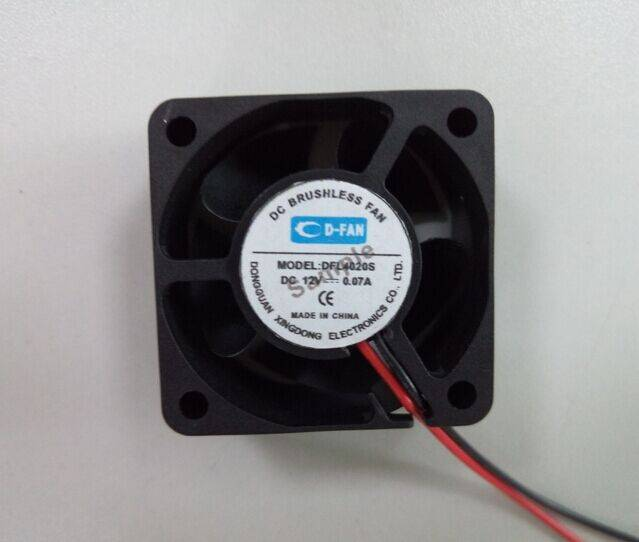 40mm 4cm 40x40x20mm 4020 5v 12v dc brushless cooling fan