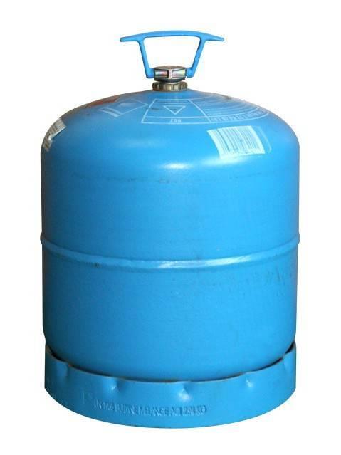 2.5KG LPG cylinder
