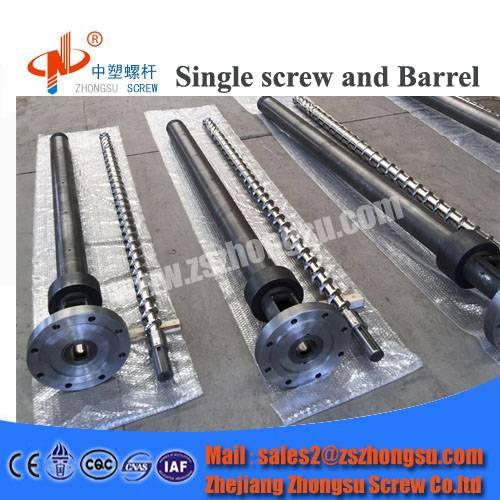 PP PE PVC Pipe Extruder Screw Barrel