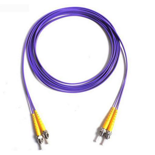 ST-ST Fiber optic patch cord SM DX