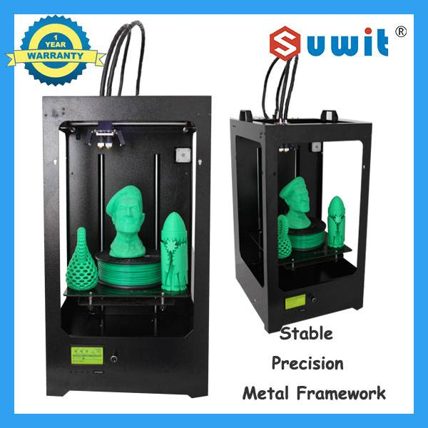 Unique Personal suwit 3d printer High Efficiency and Quality