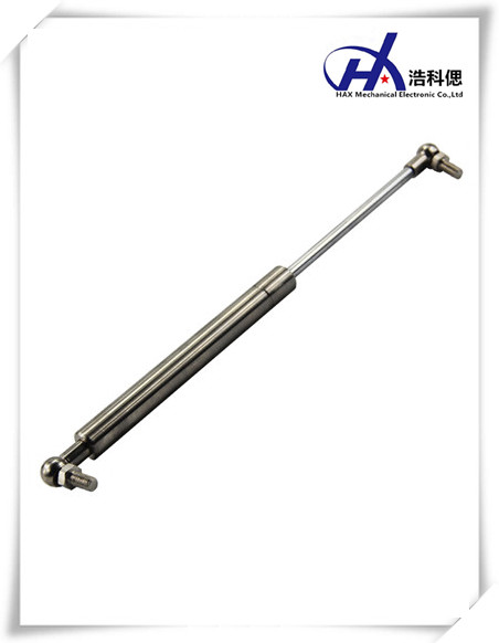 Stainless steel #316 304 gas struts gas spring from China supplier