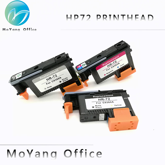 Hight quality hp72 printhead C9380A C9383A C9384A for HP Designjet T1100 T790 T795 T770 T610 T620