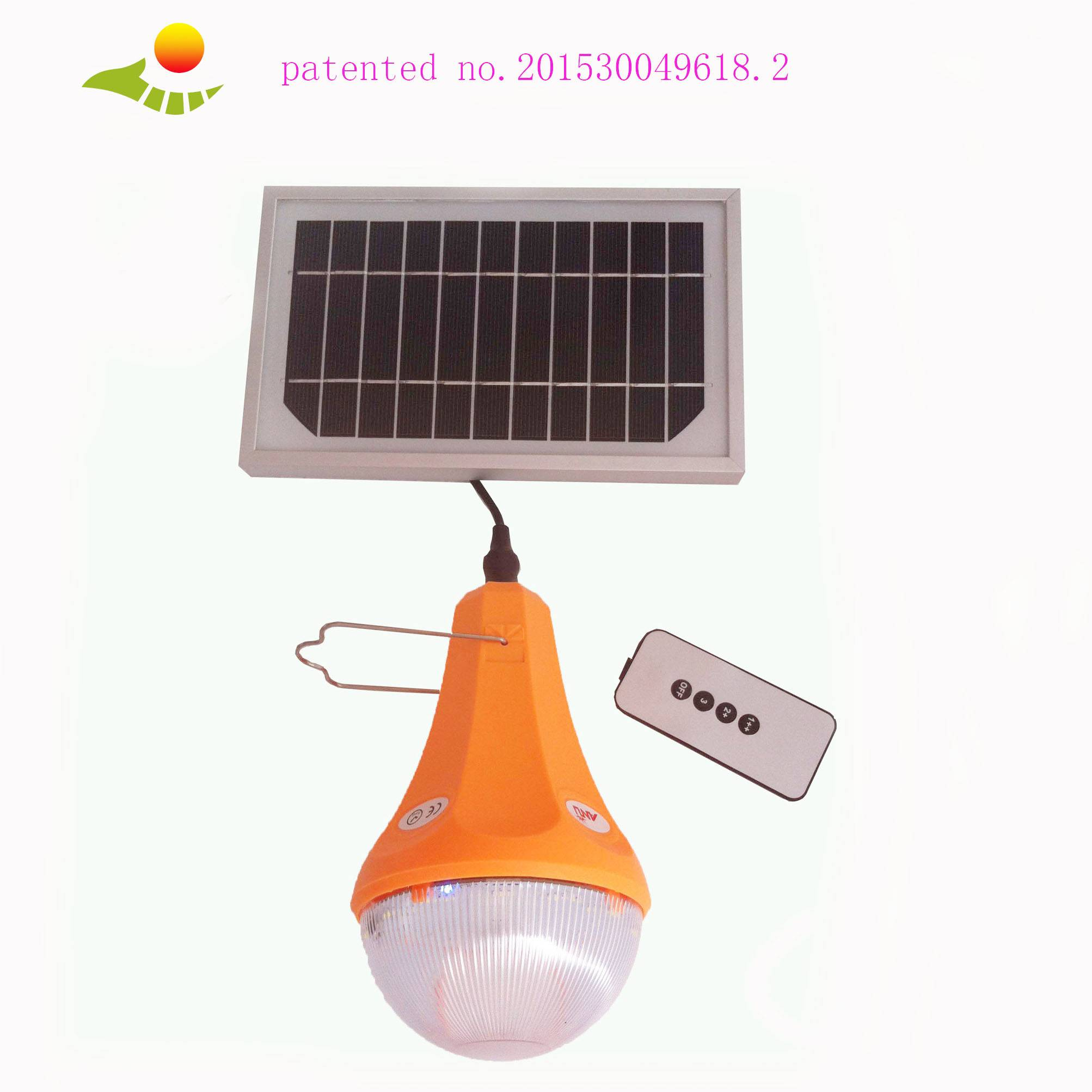 solar home light system led soalr camping light with usb