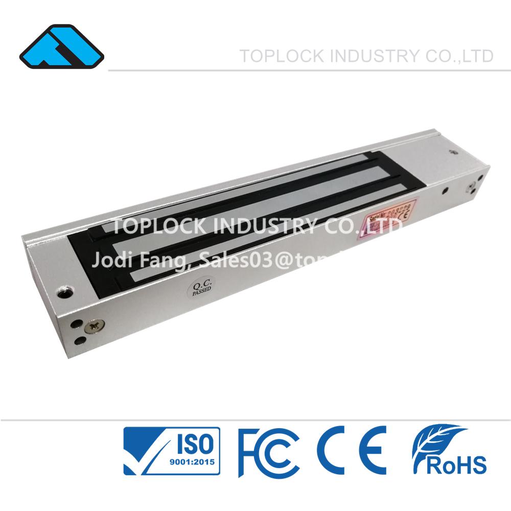 Electromagnetic Lock 600 lbs Magnetic Lock on Glass Door