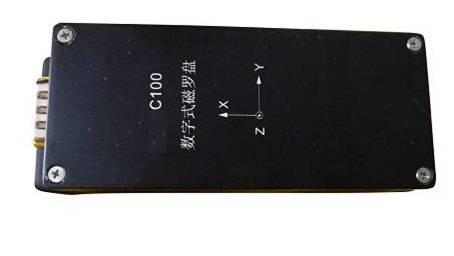 QC100 3D magnetic compass